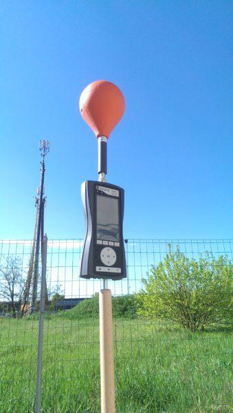 Campi elettromagnetici e misura