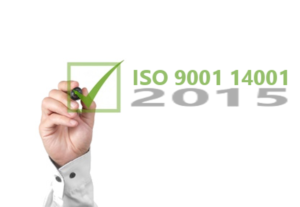 nuove norme iso 9001 14001 2015