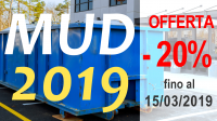 mud 2019 offerta speciale