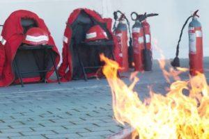 Corso antincendio e aggiornamento